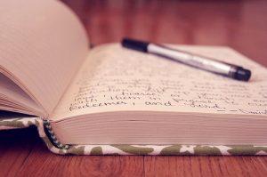 Персональный словарик, разделенный по темам