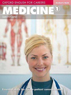 """English for careers - Medicine - учебное пособия курса """"Английский в сфере медицины"""""""
