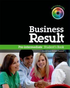 Учебное пособие по деловому английскому Business Result Pre-Intermediate