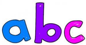 """английский алфавит часто называют просто -""""ABC"""""""